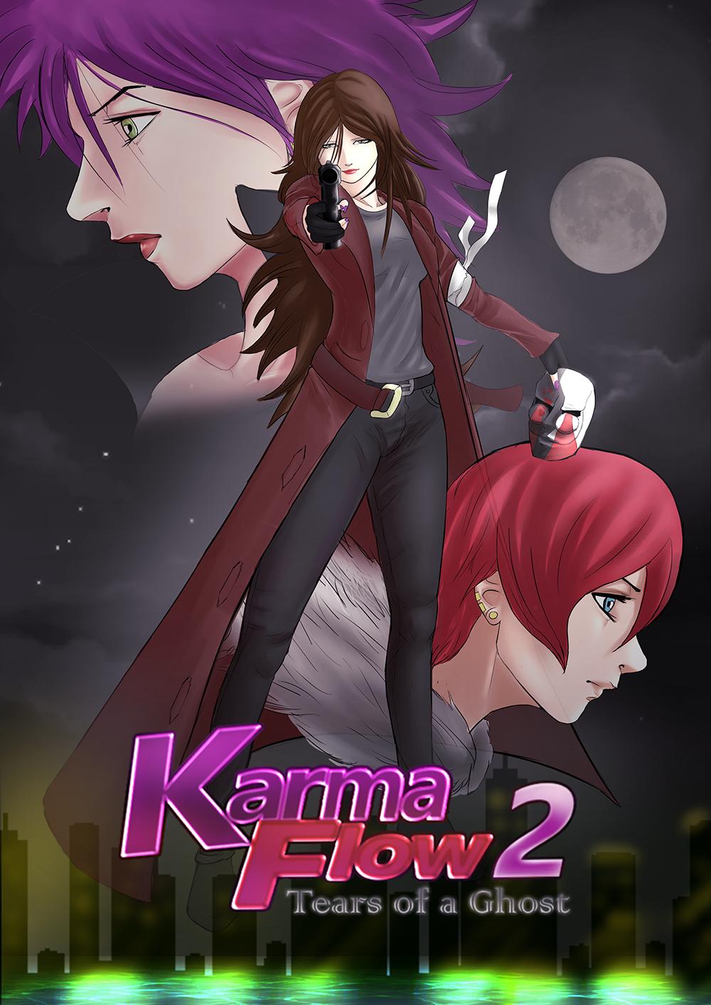 Karma Flow 2 – Tears of a Ghost